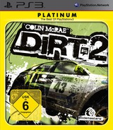 Colin McRae: DiRT 2 PS3 cover (BLES00673)