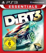DiRT 3 PS3 cover (BLES01548)