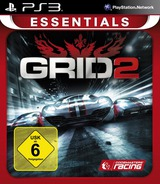 GRID 2 PS3 cover (BLES01855)