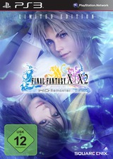 Final Fantasy X / X-2 HD Remaster PS3 cover (BLES01880)