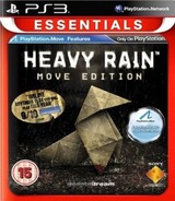 Heavy Rain PS3 cover (BCES00458)