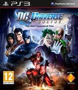 DC Universe Online PS3 cover (BCES01048)