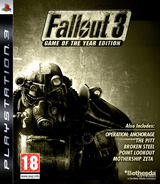 Fallout 3 PS3 cover (BLES00336)
