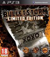 Bulletstorm PS3 cover (BLES01212)
