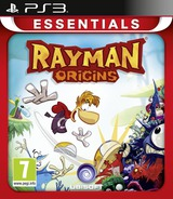 Rayman Origins PS3 cover (BLES01386)