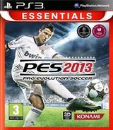 Pro Evolution Soccer 2013 PS3 cover (BLES01746)