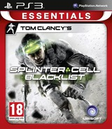 Tom Clancy's Splinter Cell: Blacklist PS3 cover (BLES01766)