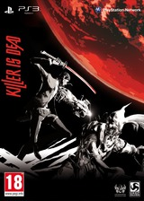 Killer is Dead PS3 cover (BLES01856)