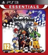Kingdom Hearts HD 1.5 ReMIX PS3 cover (BLES01897)