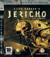 Clive Barker's Jericho PS3 cover (BLES00120)