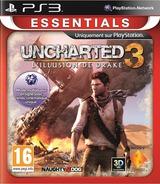 Uncharted 3: Drake's Deception pochette PS3 (BCES01176)
