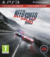 Need for Speed: Rivals pochette PS3 (BLES01894)