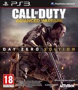 Call of Duty: Advanced Warfare pochette PS3 (BLES02077)