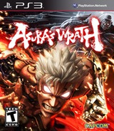 Asura's Wrath PS3 cover (BLUS30721)