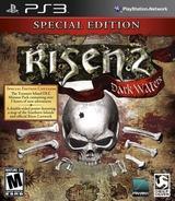 Risen 2: Dark Waters PS3 cover (BLUS30800)