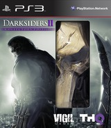 Darksiders II PS3 cover (BLUS30829)