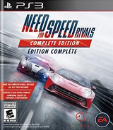 Need for Speed: Rivals PS3 cover (BLUS31201)