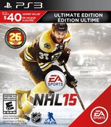 NHL 15 PS3 cover (BLUS31436)