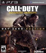 Call of Duty: Advanced Warfare PS3 cover (BLUS31446)
