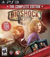 BioShock Infinite PS3 cover (BLUS41003)
