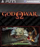 God of War HD SEN cover (NPEA00255)