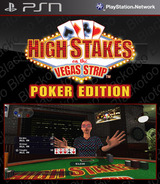 High Stakes on the Vegas Strip: Poker Edition SEN cover (NPEB00009)