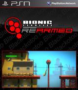Bionic Commando Rearmed SEN cover (NPEB00022)