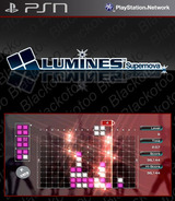 Lumines Supernova SEN cover (NPEB00066)