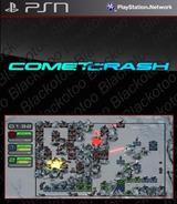 Comet Crash SEN cover (NPEB00142)