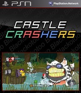 Castle Crashers SEN cover (NPEB00293)