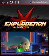 Explodemon SEN cover (NPEB00306)