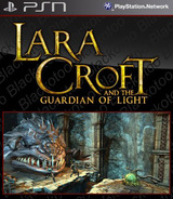 Lara Croft and the Guardian of Light SEN cover (NPEB00311)