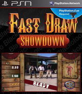 Fast Draw Showdown SEN cover (NPEB00437)