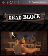 Dead Block SEN cover (NPEB00461)