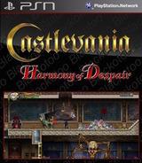 Castlevania: Harmony of Despair SEN cover (NPEB00563)