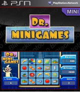 Dr. Mini Games SEN cover (NPEZ00325)