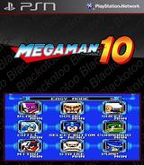 RockMan 10: Uchuukara no Kyoui!! SEN cover (NPJB00043)