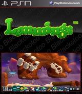 Lemmings (Demo) SEN cover (NPUA80034)