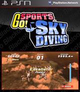 Go! Sports Skydiving SEN cover (NPUA80092)