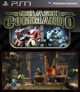 Crash Commando SEN cover (NPUA80216)