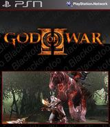 God of War II HD SEN cover (NPUA80491)