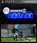 Madden NFL Arcade SEN cover (NPUB30134)