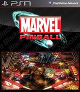 Marvel Pinball SEN cover (NPUB30182)