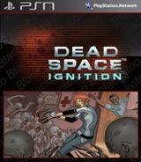 Dead Space: Ignition SEN cover (NPUB30269)