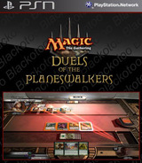 Magic: The Gathering - Duels of the Planeswalkers SEN cover (NPUB30330)