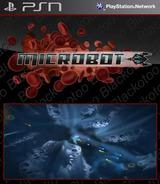 MicroBot SEN cover (NPUB30333)