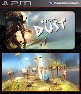 From Dust SEN cover (NPUB30418)