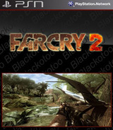Far Cry 2 SEN cover (NPUB30523)