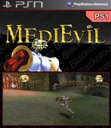 MediEvil SEN cover (NPUI94227)