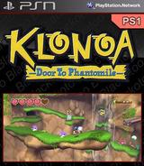 Klonoa: Door to Phantomile SEN cover (NPUJ00585)